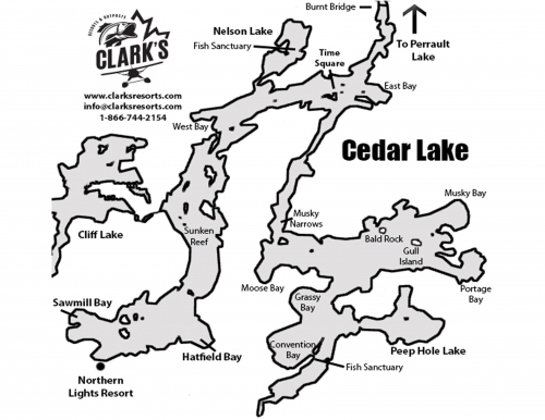 Canadian Fishing Trips Northern Lights Resorts